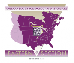 American Society of Enology and Viticulture Eastern Section Logo