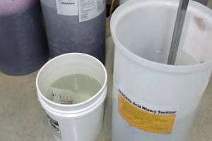 Winery Sanitation Chemicals