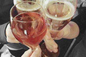 Bring in the New Year with Bubbly