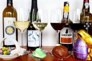 Pairing Wines with Easter Candy