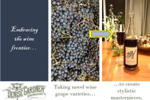 Creating Hybrid Wines True to Style