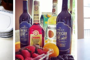 Beat the Heat with Sangria